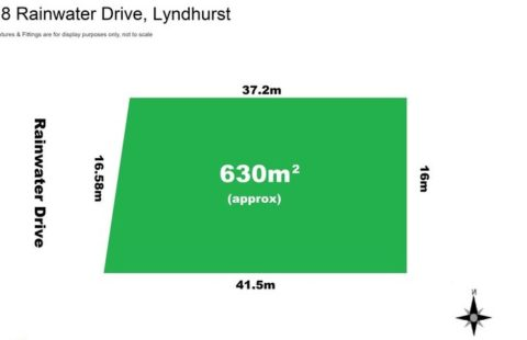 18 Rainwater drive Lyndhurst